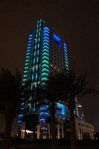 Led Dmx Building Lighting Mesh Sistem