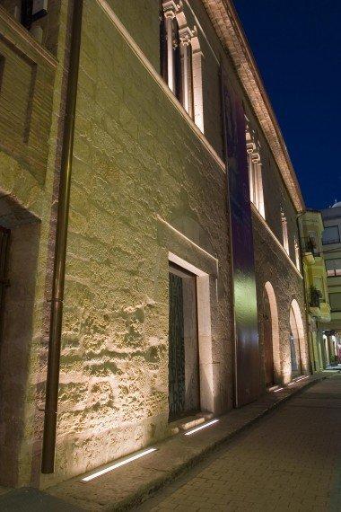 Bina Cephe LED Aydınlatmalar