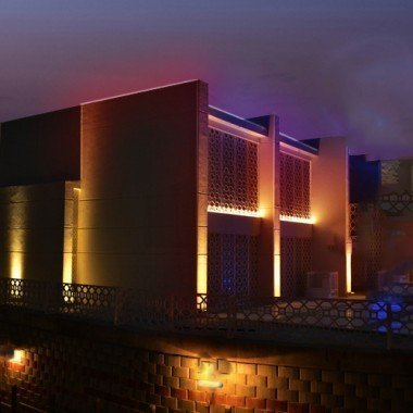 Bina Cephe LED Aydınlatması