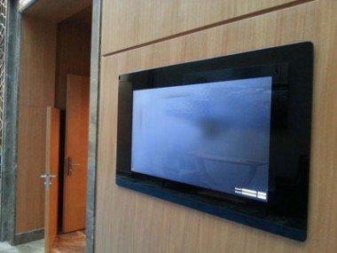 gömme tipi asansör içi ekran modelleri