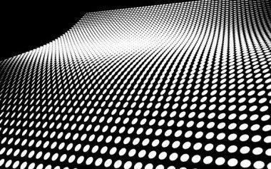 LED Mesh 3D Flexible