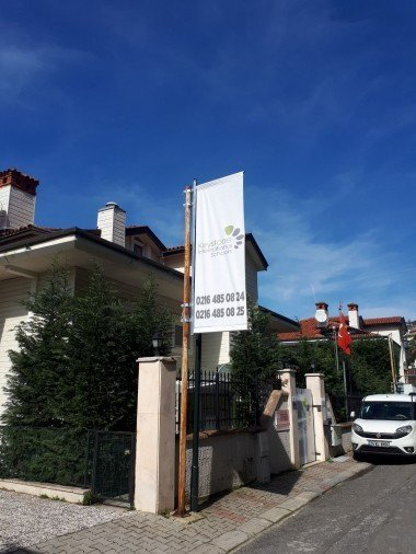 Pole Banner Reklam