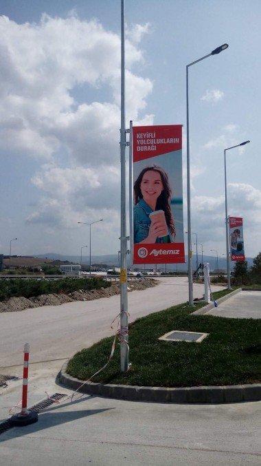 Elektrik Direği Reklam