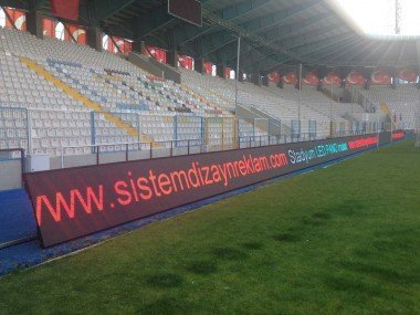 Stadyum LED Reklam Panoları