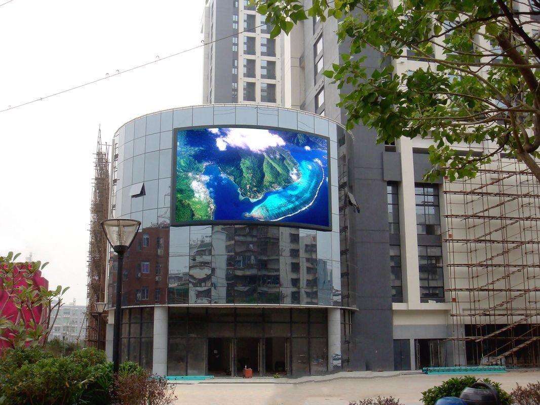 p10 led ekran olculeri