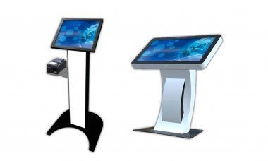Kiosk ekranlar