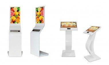 Kiosk lcd ekranlar