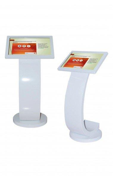 Kiosk stand ekranlar