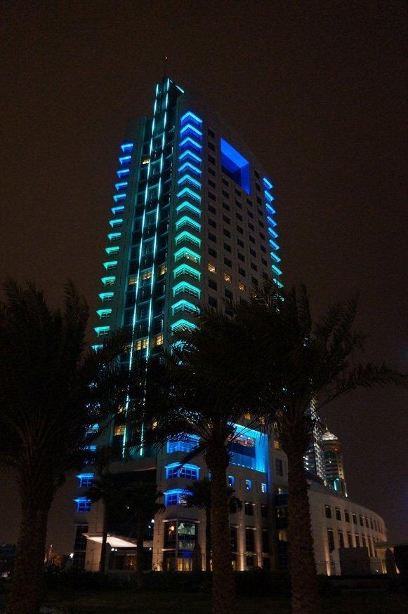 LED DMX Bina Giydirme ve Süsleme