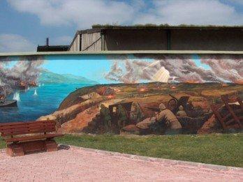 Duvar Grafitti - Urban Art