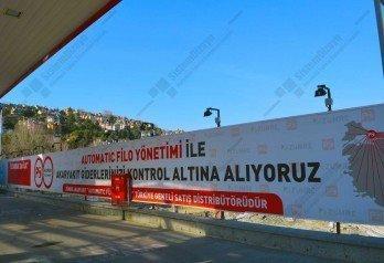 Parapet Duvar - Parapet Reklam Çalışmaları