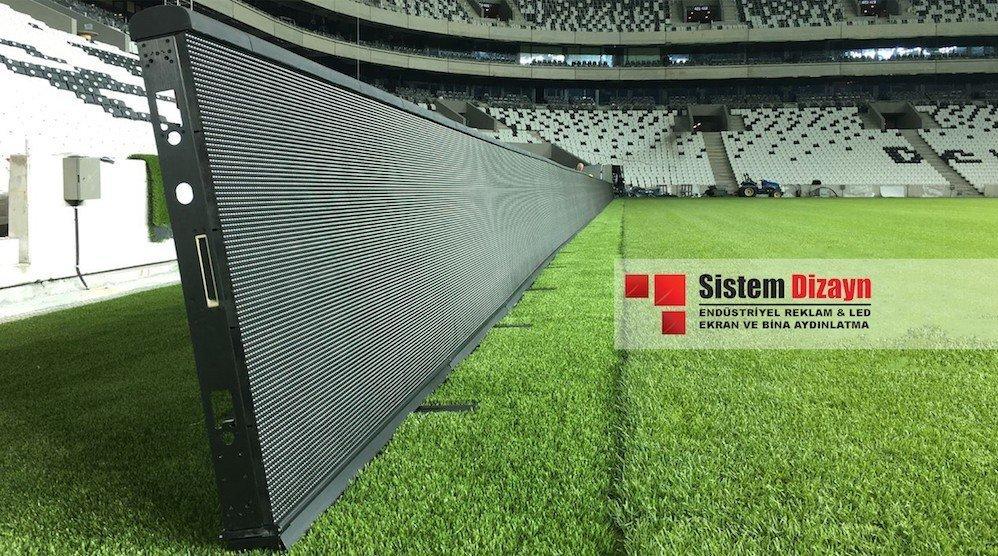 Stadyum Perimeter LED Pano