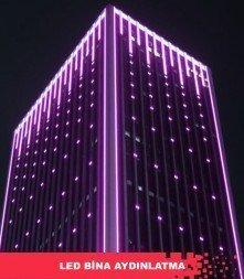 LED Bina Aydınlatma