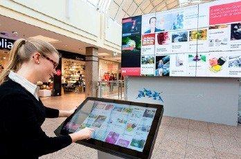 Dokunmatik (Touchmatic) Ekranlar