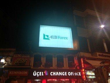 Billboard Plus İmalatı
