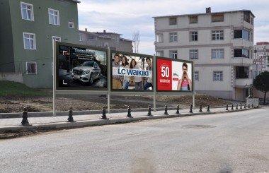 Eko Billboard Tabela İmalatı