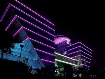 LED DMX Bina Giydirme, LED Mesh & LED Aydınlatma